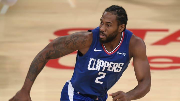 Kawhi Leonard, Los Angeles Clippers v Los Angeles Lakers