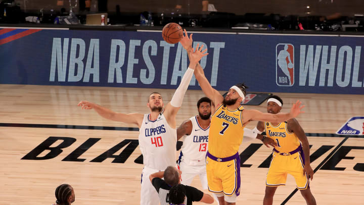 Ivica Zubac, JaVale McGee