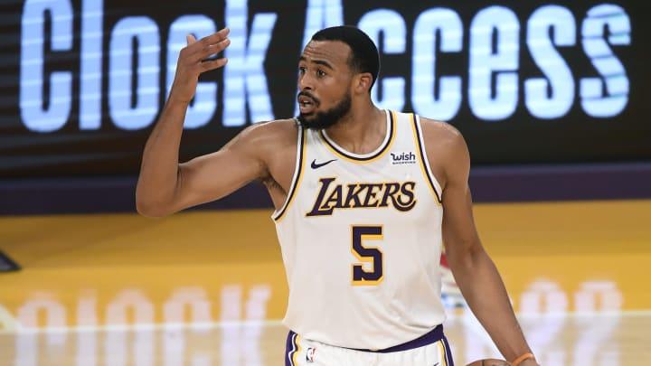 Talen Horton-Tucker, Los Angeles Clippers v Los Angeles Lakers