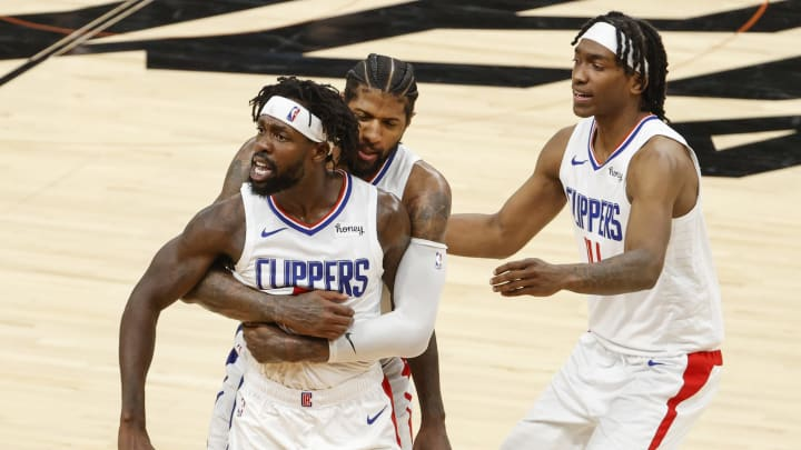 The Clippers have their backs against the wall.