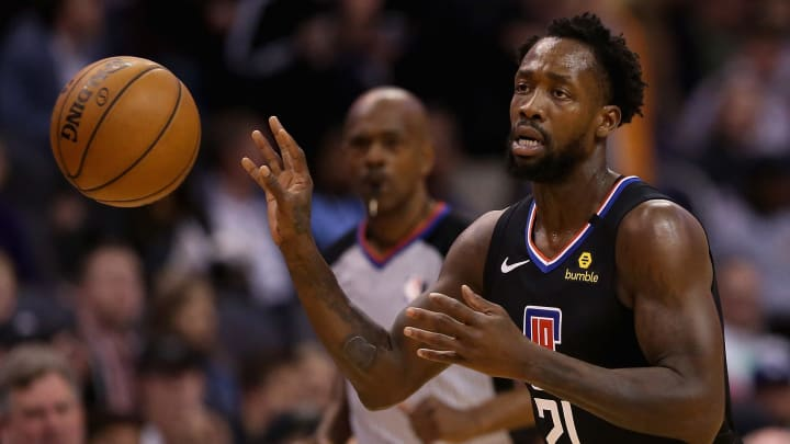 Los Angeles Clippers G Patrick Beverley
