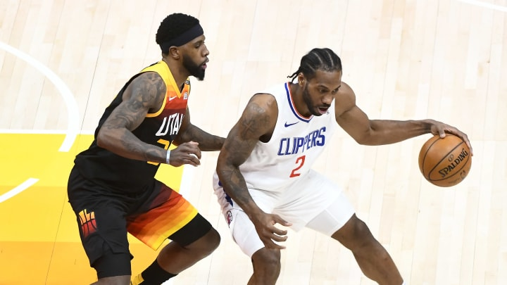 Los Angeles Clippers vs Utah Jazz prediction, odds, over, under, spread, prop bets for Round 2 NBA Playoff game betting lines on June 10.