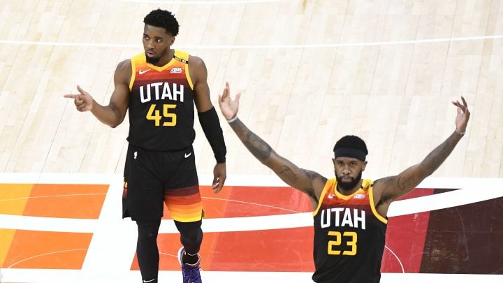Donovan Mitchell is looking to give the Jazz a 2-0 lead against the Clippers.