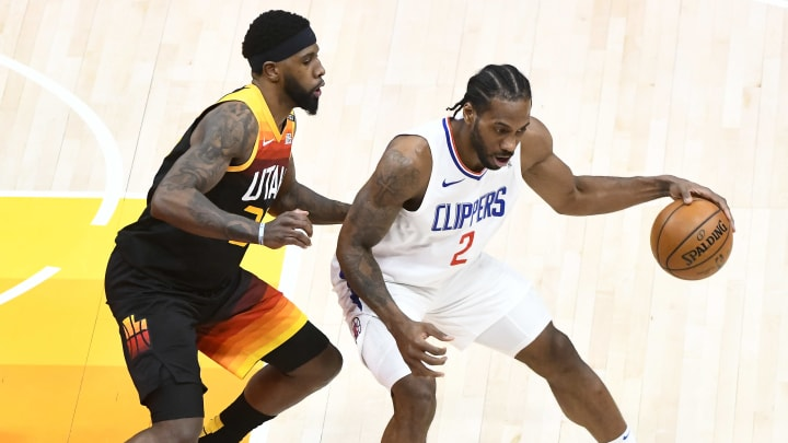 Utah Jazz vs Los Angeles Clippers prediction, odds, over, under, spread, prop bets for Round 2 NBA Playoff game betting lines on Monday, June 14.