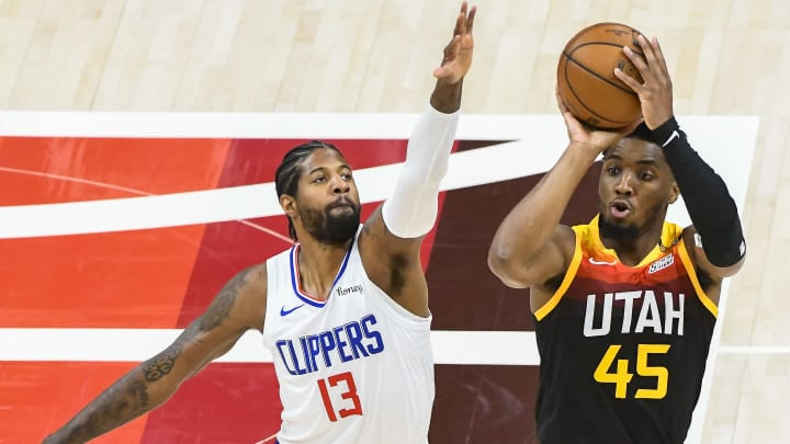 Los Angeles Clippers vs Utah Jazz prediction, odds, over, under, spread, prop bets for Round 2 NBA Playoff game betting lines on Wednesday, June 16.