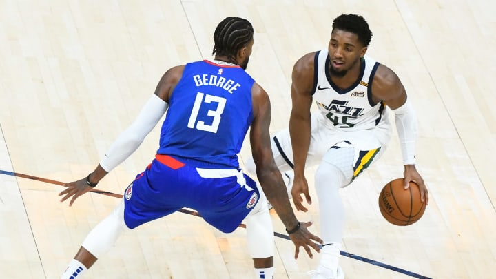 Los Angeles Clippers vs Utah Jazz prediction and NBA pick straight up for tonight's NBA Playoffs Game 1.