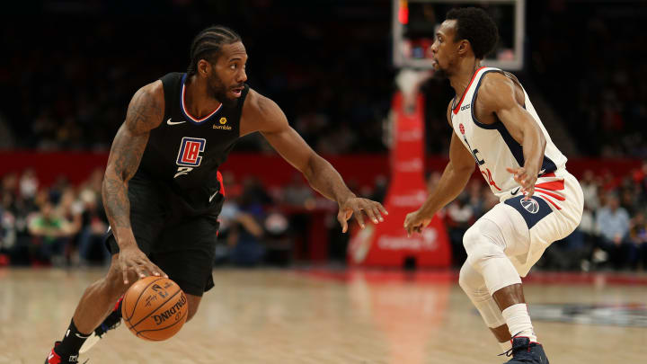 Wizards vs Clippers prediction and NBA pick straight up for tonight's game between WAS vs LAC.
