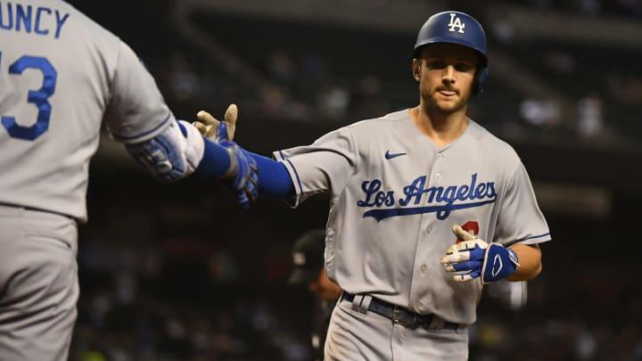 Los Angeles Dodgers vs Arizona Diamondbacks  prediction and MLB pick straight up for today's game between LAD vs ARI.
