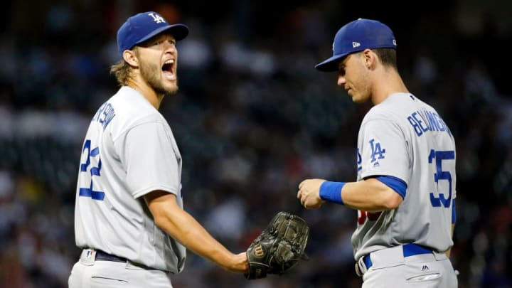 Clayton Kershaw, Cody Bellinger