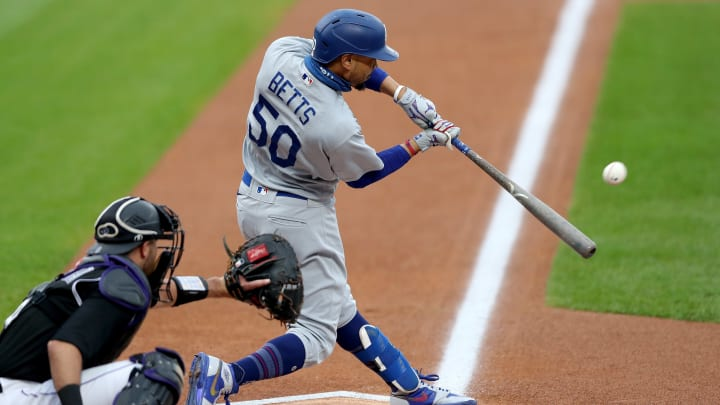 Mookie Betts fue la gran figura de Dodgers en la Serie mundial 2021