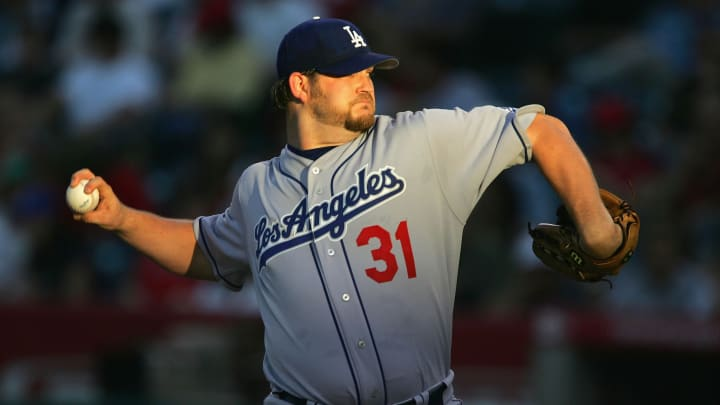 Former Los Angeles Dodgers pitcher Brad Penny played his best baseball with the team.