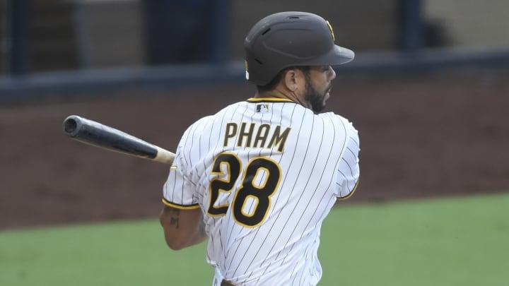 Pham jugará en la temporada 2021 con los Padres de San Diego