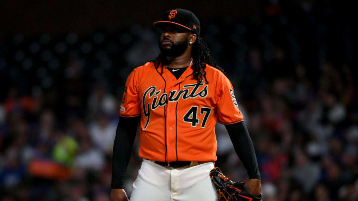 Johnny Cueto has been stuck on the IL, but is still owed a lot of money.