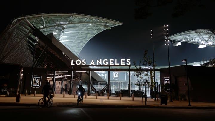 Banc Of California Stadium, casa de Los Angeles FC