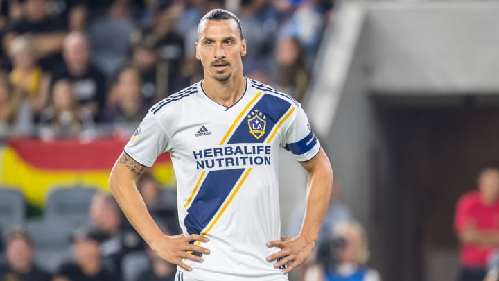 Zlatan Ibrahimovic famously appeared for LA Galaxy in 2018 and remains one of the team's most famous players