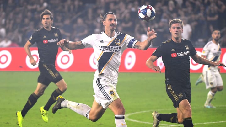 Los Angeles FC v Los Angeles Galaxy, otherwise known as El Trafico, is the newest rivalry to join MLS.