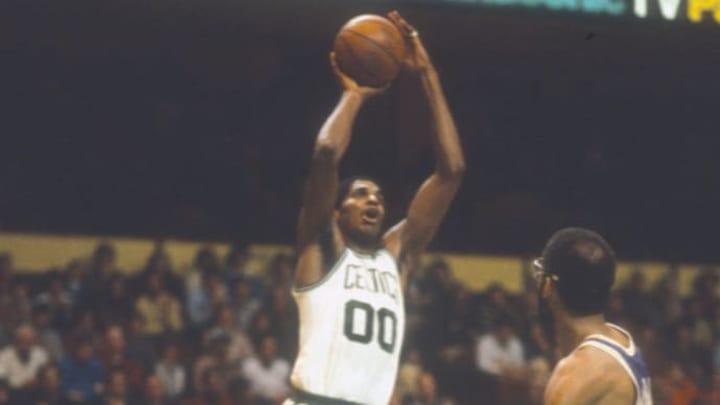 All-NBA center Robert Parish helped kick-start the Celtics' amazing run in the 1980s.