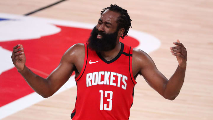 James Harden, Los Angeles Lakers v Houston Rockets - Game Four