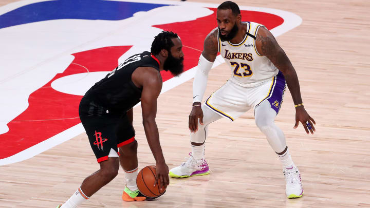 Lakers vs Rockets Spread, Odds, Line, Over/Under, Prediction & Betting  Insights for NBA Playoff Game 4