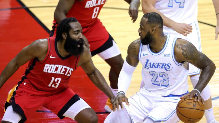 LeBron James va en busca de otro campeonato de la NBA con los Lakers