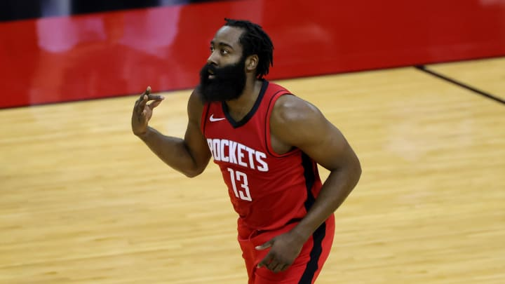 James Harden, Los Angeles Lakers v Houston Rockets