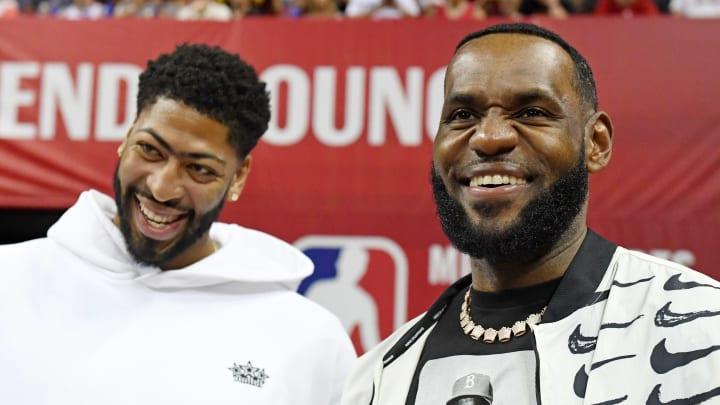 LeBron James sigue siendo uno de los atletas más populares del deporte en el mundo
