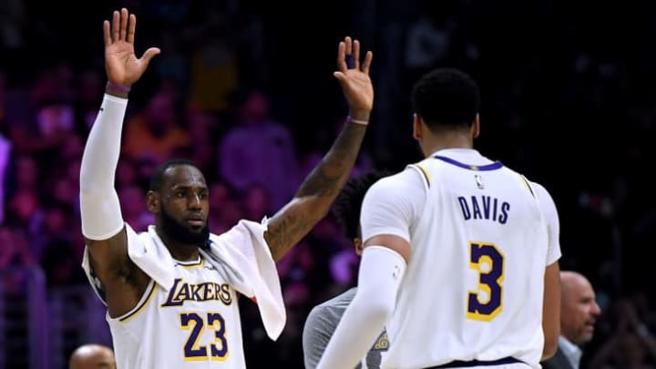 LeBron James and Anthony Davis are in prime position to contend for a championship