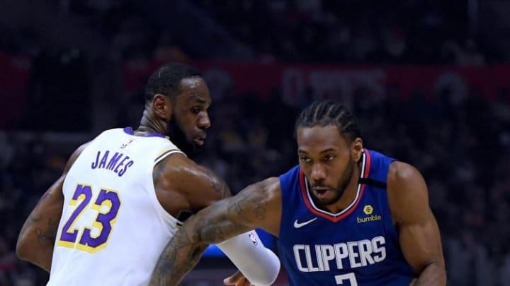 Leonard ha demostrado ser el hombre grande los Clippers