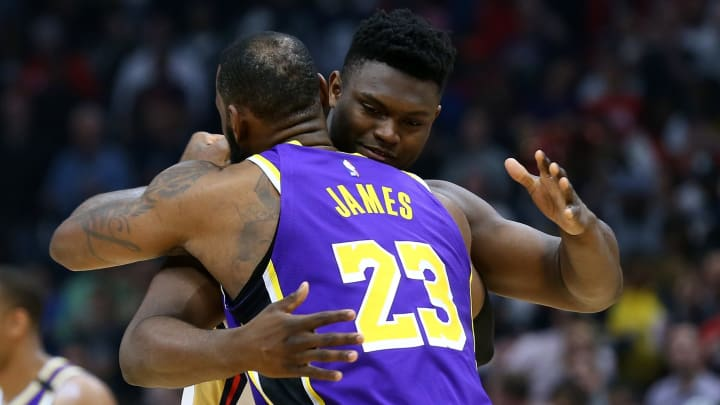Los-angeles-lakers-v-new-orleans-pelicans