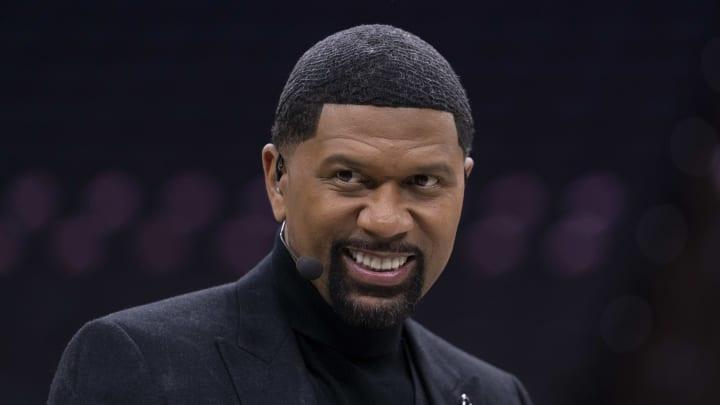 Jalen Rose, Los Angeles Lakers v Philadelphia 76ers