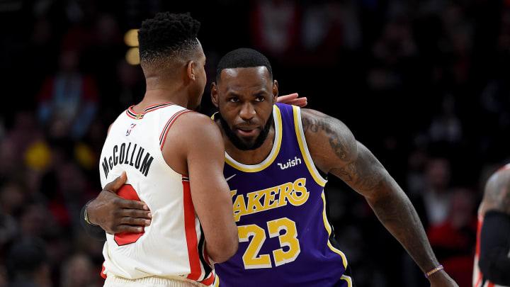Lakers Vs Trail Blazers Nba Live Stream Reddit For Jan 31