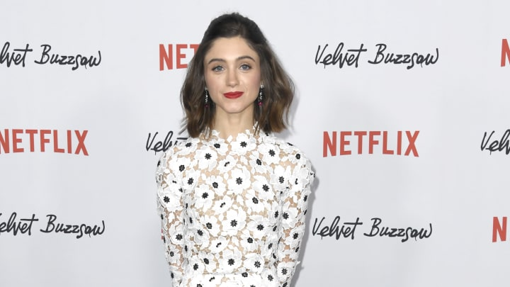 'Stranger Things' star Natalia Dyer talks Season 4 delay.
