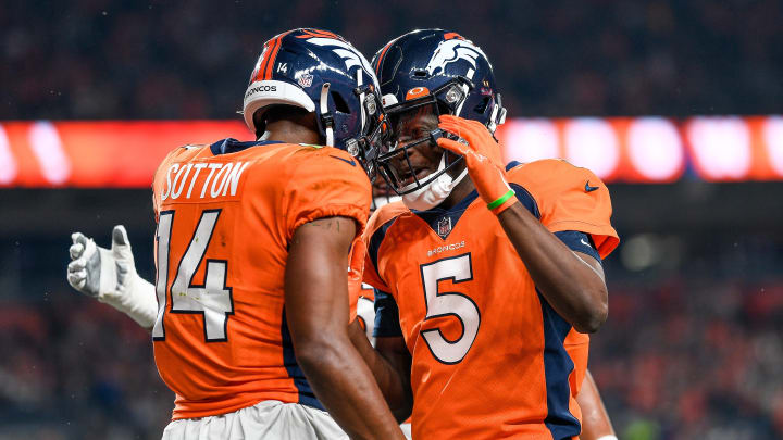Denver Broncos vs Jacksonville Jaguars prediction, odds, spread, over/under and betting trends for NFL Week 2 Game.