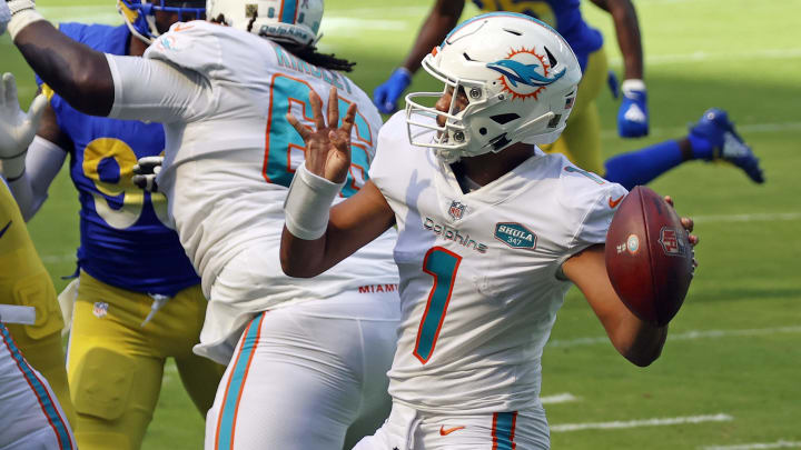 Los Angeles Chargers vs Miami Dolphins Spread, Odds, Line, Over/Under, Prediction and Betting Insights for Week 10 NFL Game.