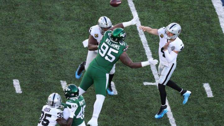 NY Jets, Quinnen Williams