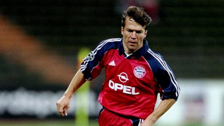 Lothar Matthaus of Bayern Munich