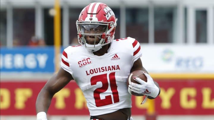 Louisiana vs Georgia State prediction, picks, betting odds and spread for college football.