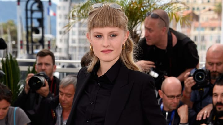 Omi actress Klara Kristin from 'Love'