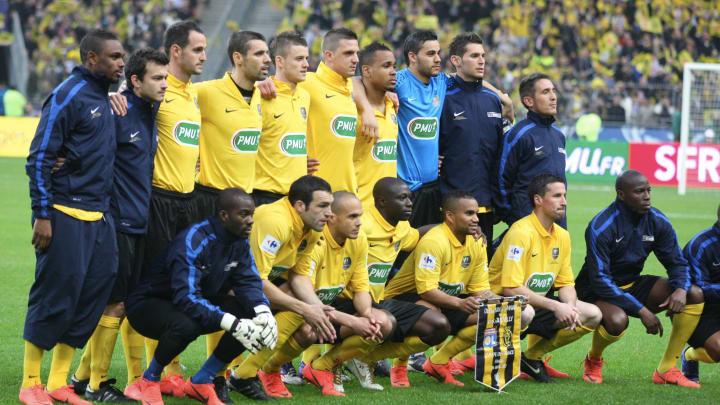 Quevilly avant la finale de Coupe de France face à Lyon