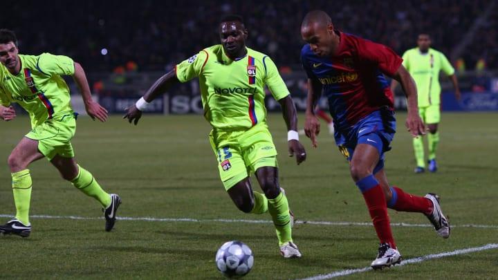 Thierry Henry, John Mensah