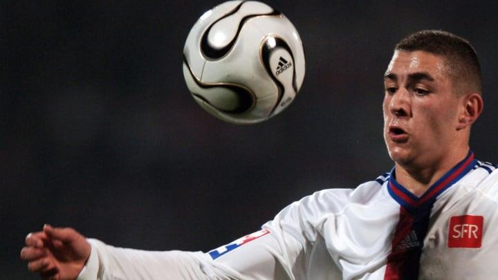 Karim Benzema était déjà très chaud à l'époque.
