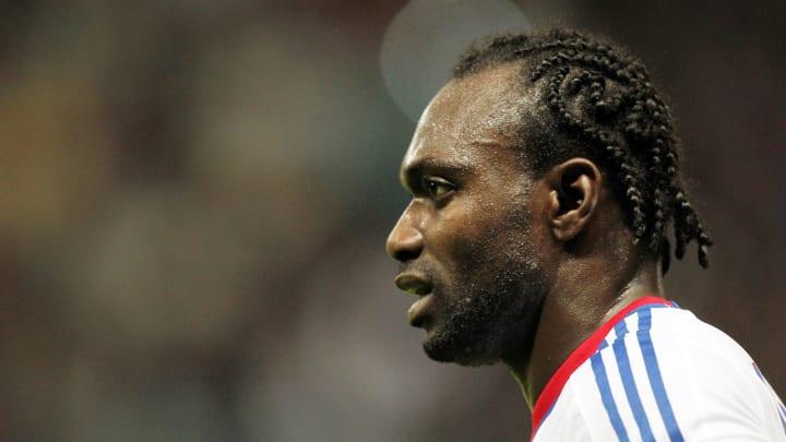 Lyon's Ghanaian defender John Mensah rea