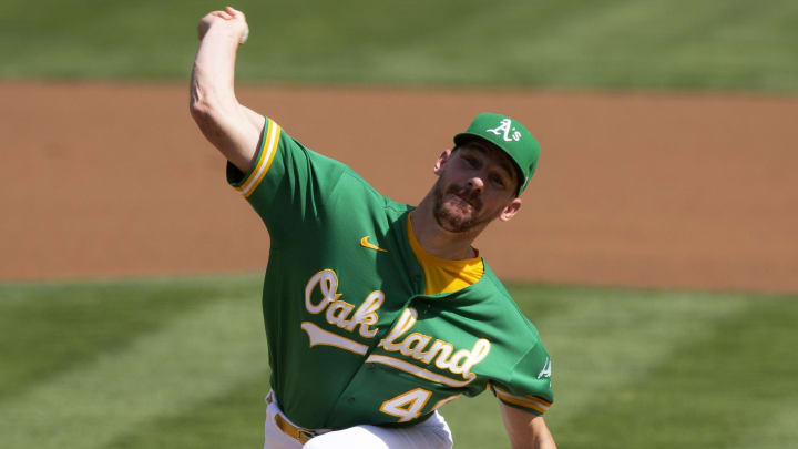 Chris Bassitt is looking to keep the A's playoff chances alive.