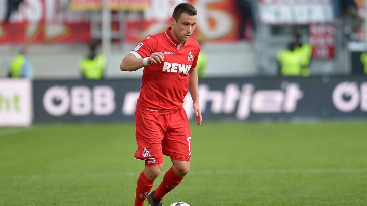 Trainiert ab sofort nicht mehr beim 1. FC Köln: Christian Clemens