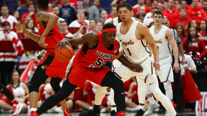 Missouri State vs Illinois State spread, line, odds, predictions, over/under & betting insights for the college basketball game.