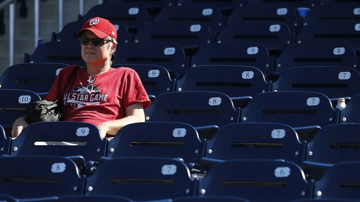 The average age of MLB fans is a concern for the league moving forward.