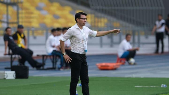 Malaysia v Afghanistan - Airmarine Cup final Match