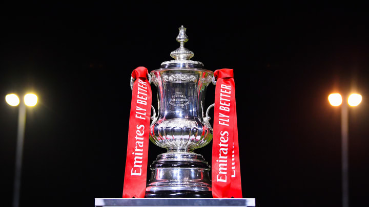 We've reached the last eight of the FA Cup