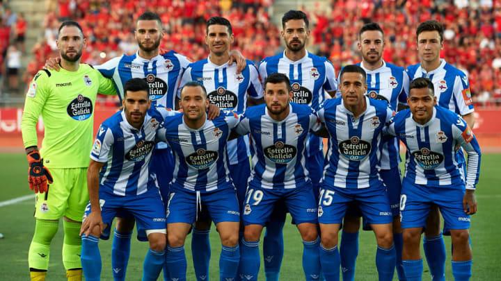 Mallorca v Deportivo de La Coruna - Segunda Division Promotion Play-Off: Second Leg