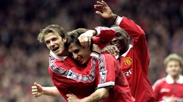 Man United v Everton Gary Neville